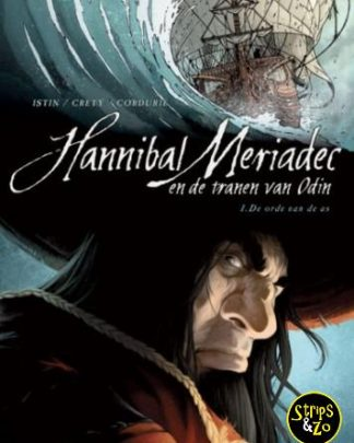 Hannibal Meriadec en de tranen van odin 1 De orde van de as