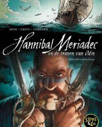 Hannibal Meriadec en de tranen van odin 3 Santa Maria Della Salute