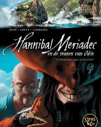 Hannibal Meriadec en de tranen van odin 4 Alamendez jager en kannibaal