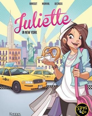 Juliette 1 In New York