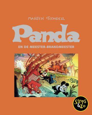 panda en de meester brandmeester luxe