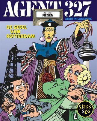 Agent 327 - Dossier SC 9 - De gesel van Rotterdam