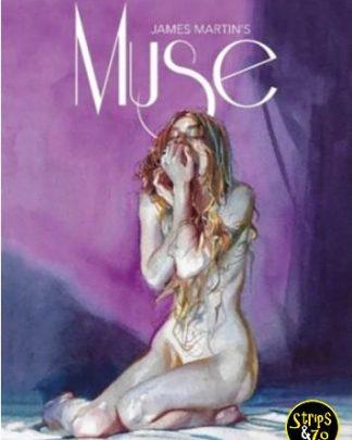 Artbook Muse James Martins