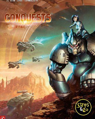 Conquests 4 Uranie