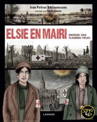 Elsie en Mairi Engelen van Flanders Fields