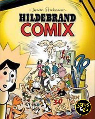Hildebrand Comix Steehouwer