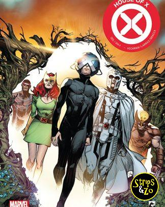 House of X Powers of X 1
