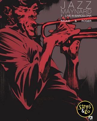 Jazz Maynard 7 Live in Barcelona