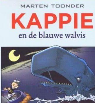 Kappie 133 En de blauwe walvis