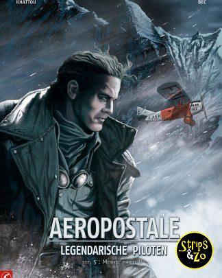 Aeropostale Legendarische piloten 5 Mermoz 2