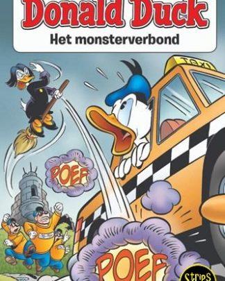 Donald Duck Pocket 3e reeks 308 Het monsterverbond