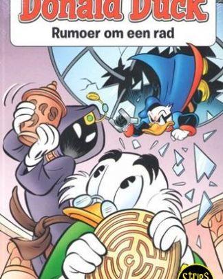 Donald Duck Pocket 3e reeks 310 Rumoer om een rad