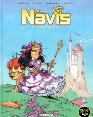 Konvooi De jeugdjaren van Navis 5 Prinses Navis