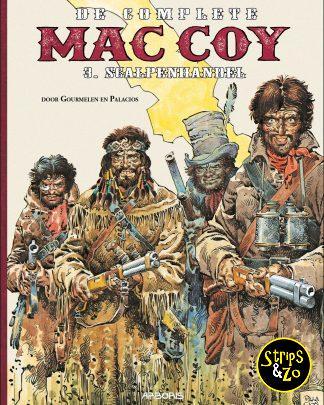Mac Coy Integraal 3 Scalpenhandel