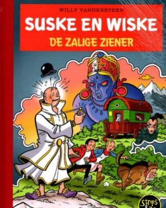 Suske en Wiske de zalige ziener luxe