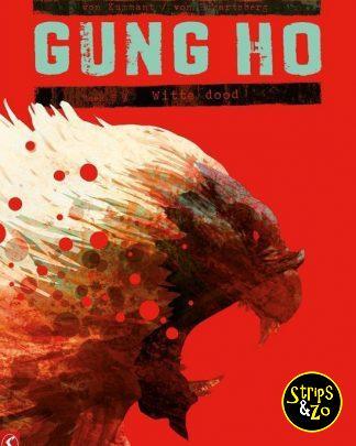 Gung Ho 5 Witte dood