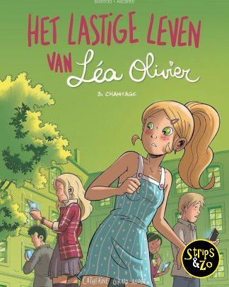 Het Lastige Leven van Lea Olivier 3 Chantage