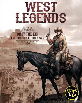 West Legends 2 Billy the kid