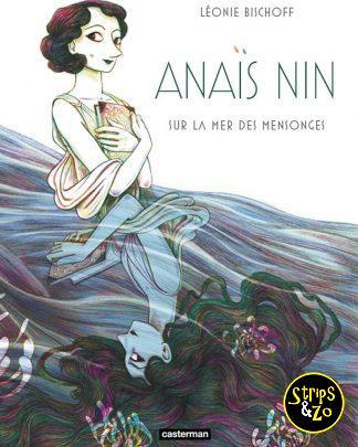 Anais Nin Op een Zee van Leugens