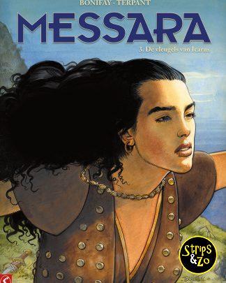 Messara 3 De vleugels van Icarus