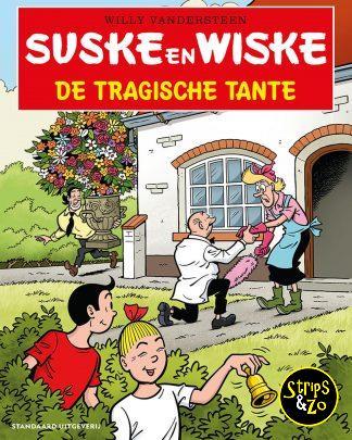 Suske en Wiske in het kort 26 De tragische tante