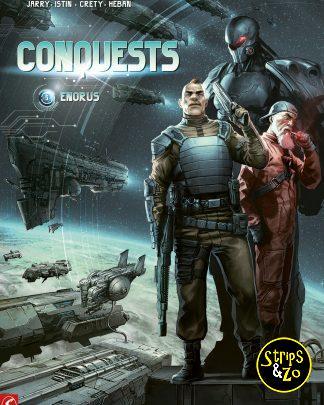 Conquests 5 Enorus