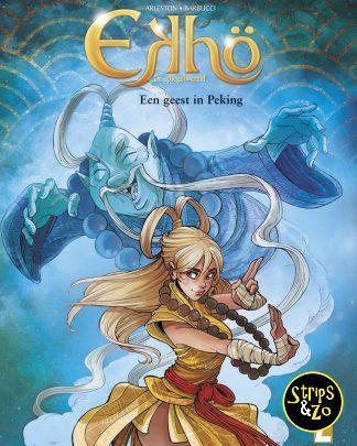 Ekho 10 Een geest in Peking