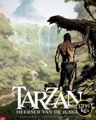 Tarzan 1 Heerser van de jungle