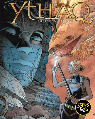 Ythaq 17 De grot van gezichten