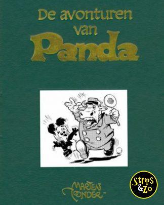de avonturen van Panda bundel 31