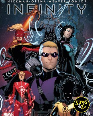 Avengers Infinity 7