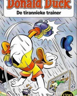 Donald Duck Pocket 3e reeks 314 De tirannieke trainer