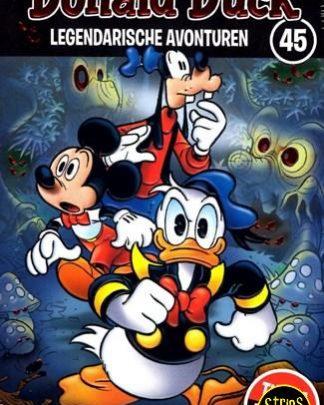 Donald Duck Thema Pocket 45 Legendarische avonturen