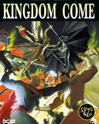 Kingdom Come 4 Cover A