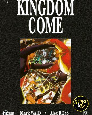 Kingdom Come 4 Cover B