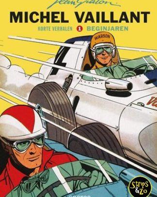 Michel Vaillant Kortverhalen 1 Beginjaren