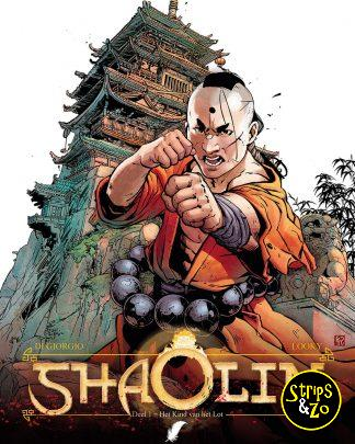 Shaolin 1 Het kind van het lot