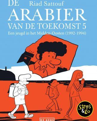 De Arabier van de Toekomst 5 Een jeugd in het Midden Oosten 1992 1994