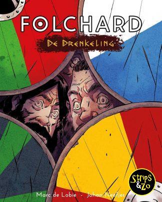 Folchard 1 De drenkeling