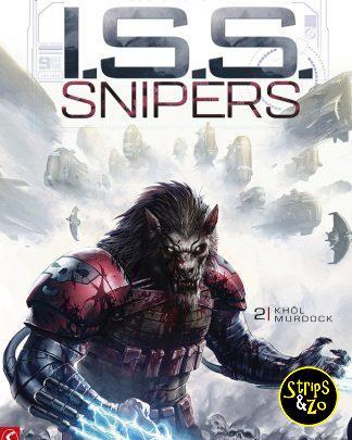 I.S.S. Snipers 2 Khol Murdock