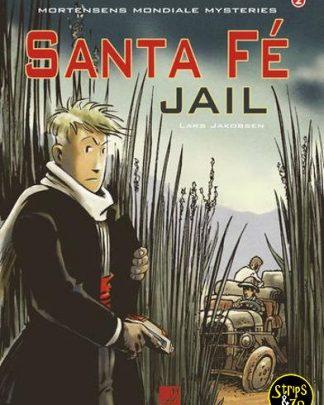 Mortensens Mondiale Mysteries 2 Santa Fe Jail