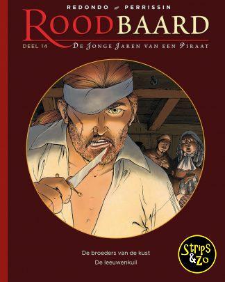 Roodbaard Integraal 14 De jonge jaren van een piraat 1