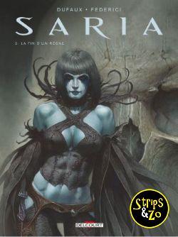 Saria 3 Het einde van een tijdperk