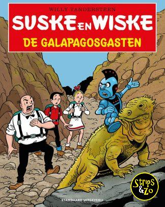 Suske en Wiske in het kort 29 De Galapagosgasten
