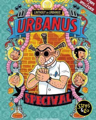 Urbanus Schrikmerg Special