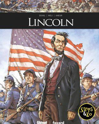 Zij schreven geschiedenis 14 Lincoln