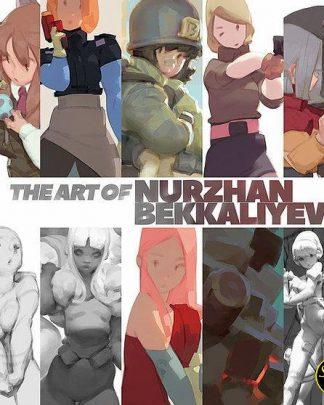 Artbook The art of Nurzhan Bekkaiyev
