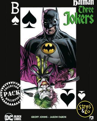 Batman Three Jokers Collector Pack Cover B