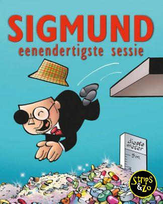 Sigmund 31 Eenendertigste sessie