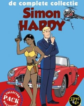 Simon Hardy een avontuur van Collectors Pack